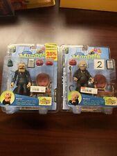 Statler & Waldorf Action Figures Muppets Palisades Brand New Unopened