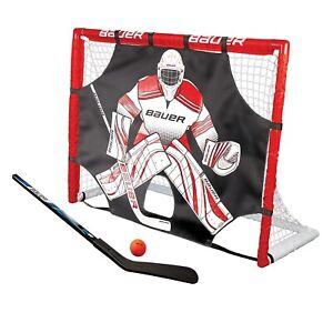 Streethockey Tor Set Bauer 122cm Rollhockey Inlinehockey