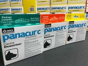 Panacur C Canine Dewomer Fenbendazole Control of parasites on Dog , 한국 택배
