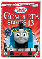 Thomas & Friends: The Complete Series 13 DVD (2012) Michael Angelis cert U