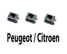CITROEN C2 C3 C5 C4 C6 Berlingo DS3 Flip CLAVE FOB REMOTO nuevos switches Kit De Reparación
