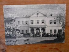 More details for vintage 1919 gibraltar commercial square postcard