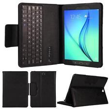 Bluetooth Tastatur Keyboard Leder Hülle Stand Für Samsung Galaxy Tab A 9.7 T550