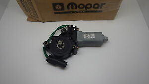 NEW Genuine Jeep Cherokee Electric Power Window Motor 05096176AA