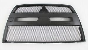 front bumper grille black Surround strip 4pc set fits 2009-15 Evolution lancer