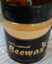 100% Natural Wood Seasoning Beewax Complete Solution Furniture Care Beeswax US