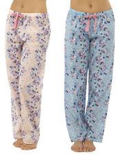 Full Length Floral Cotton Blend Nightwear for Women