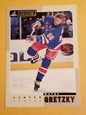 1997-98 Pinnacle Beehive 5x7 Oversized #33 Wayne Gretzky SP New York Rangers