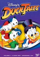 DuckTales, Vol. 1 [3 Discs] (2013, DVD NEUF)3 DISC SET