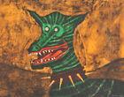Rufino Tamayo Wild Dog Canvas Print 16 x 20