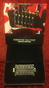 EVH Frankenstein Relic Limited Edition Hand Signed Pickup 1 of 500 Worldwide