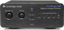 CAMBRIDGE AUDIO DAC MAGIC 100 BLACK NUOVO GARANZIA ITALIA