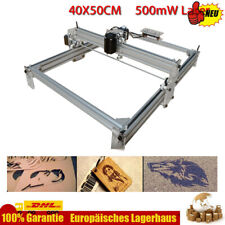 500MW Graviermaschine Gravur Maschine Mini USB DIY Gravierger/ät Engraving Drucker Fr/äsmaschine mit Schutzbrillen/40x50cm