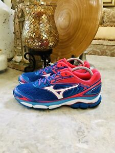 Mizuno Wave Inspire 13 Women's Size 10 Running Shoes Blue Sneakers