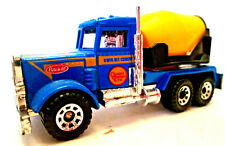 1989 Vintage Matchbox PETERBILT CEMENT MIXER TRUCK, 1:80, Cement Company Ltd.