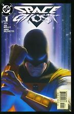 SPACE GHOST #1-5 VERY FINE / NEAR MINT COMPLETE SET 2005 DC COMICS