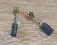 2 Stück Kohlebürsten Black&Decker 596071-00 KG 115, KG 725, KG 900, KG 915 / C8