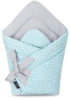 Sleeping Bag Soft Blanket Mint Dotty Baby Infant Blanket Newborn Swaddle Blanket