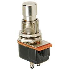 Momentary N.O. Heavy Duty Push Button Switch 125VAC 10A