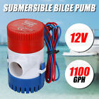 1100GPH 12V Electric Marine Submersible Bilge Sump Water Pump For Yacht Boat  photo