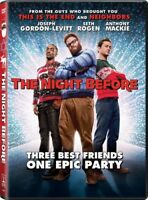 The Night Before [New DVD] Ac-3/Dolby Digital, Dolby, Dubbed, Subtitle