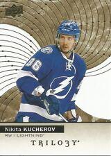 Nikita Kucherov #24 - 2017-18 Trilogy - Base