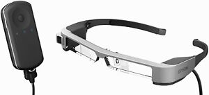 EPSON BT-300 MOVERIO Smart Glass Organic El Panel High Definition Compatible