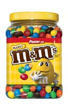 M&M's Peanut Pantry Jar M&M Chocolate Candy 62 oz M And M Buy Bulk Fresh
