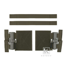 Krydex Tactical Quick Release Buckle for Jpc Cpc 6094 Ncpc Vest Ranger Green F