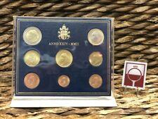VATICAAN 2002 B.U. SET (1 ct t/m € 2,=)