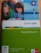 Green Line Oberstufe Klasse 10 Mündliche Prüfungen Lehrerbuch Standardaufgaben .