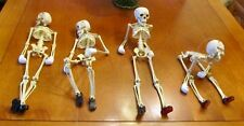 """SKELETON MARYANETTE PUPPET 18"""" - WITH STRINGS & 8-STRING CONTROLLER"""