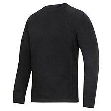 Snickers 24020400008 Long Sleeve T-shirt Black XXL