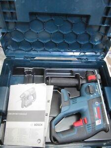 Bosch Professional 18V Akku Bohrhammer GBH 18 V-EC mit SDS-plus, Rechnung V10570