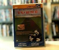 Turnè (1990) Gabriele Salvatores Diego Abatantuono Turne' DVD NUOVO SIGILLATO