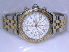 Breitling Armbanduhren mit Chronograph und Glanz