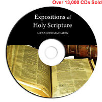 Expositions of Holy Scripture-Alexander MaClaren-Whole Bible Commentary/Sermons-