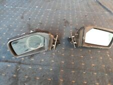 Mercedes W123   2x  Wing Mirror 230 280 CE