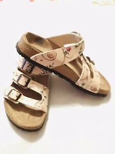 "Birkenstock Papillio Ellice Sandals Size 36/Ladies 5-5.5 ""Gently Used """