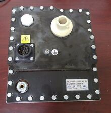 GE INSTRUMENTARIUM MGHV-200 MGF HV-UNIT V1.3c High Voltage Tank