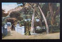 Benzaquen Unused Vintage Postcard - WHALE JAWS ARCH BRIDGE - Gibraltar VGC