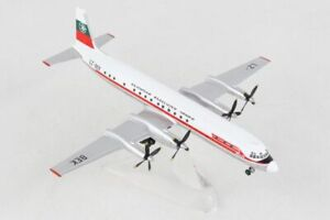 NEW 1:200 HERPA BALKAN - BULGARIAN AIRLINES ILYUSHIN IL-18 LZ-BEK MODEL 571050
