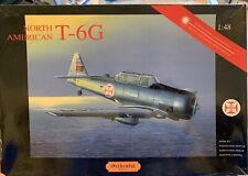 Ocidental 1:48 North American T-6 G Plastic Model Kit #0201 2 Kits ! One Box