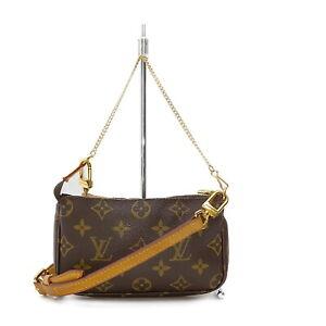 Louis Vuitton LV Accessories Pouch Bag Mini Pochette Accessoires M58009 2401991