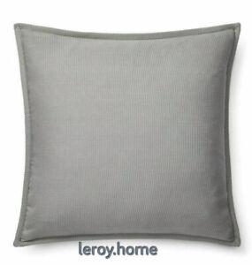 Ralph Lauren Ralph Lauren Rib Matelass 20 Square Decorative Throw Pillow $120