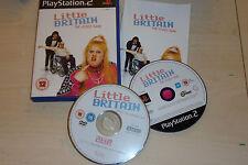 Playstation 2 PS2 poco Gran Bretaña el video juego + S2 Ep1 DVD