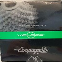 Campagnolo Veloce 9-speed sprockets  12-23