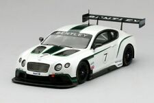 Bentley Continental GT3 2013 Goodwood Festival of Speed in 1:43 Scale by TSM