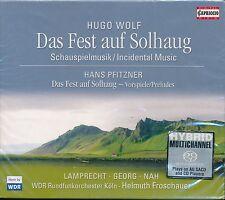 Hugo Wolf Das Fest auf Solhaug SACD CD Hans Pfitzner NEW DSD Hybrid disc