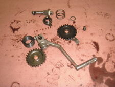 Suzuki RM85 Kick Start Gear Shaft Spring Pedal #379